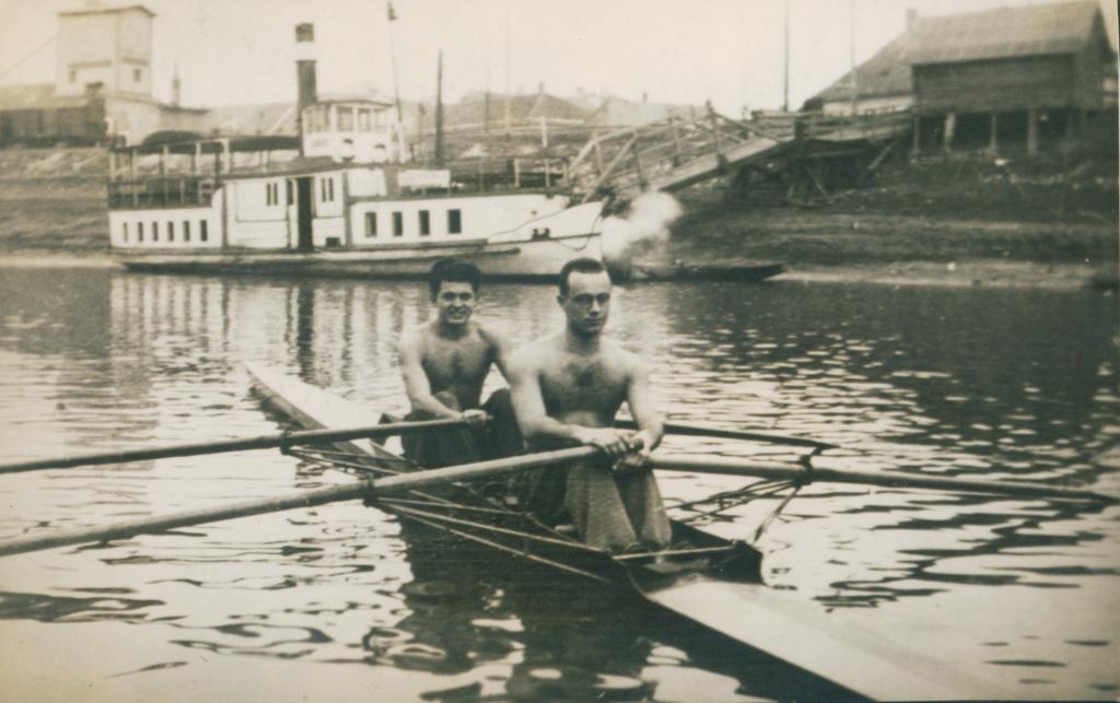 Dubl-skul, Naumović, Milivoj Kojić, 1938.