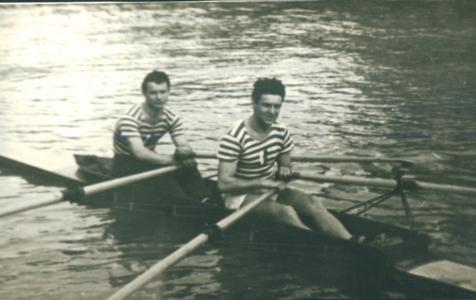 Dubl-skul, Vaci, Dobrivoj Carević, 1955.