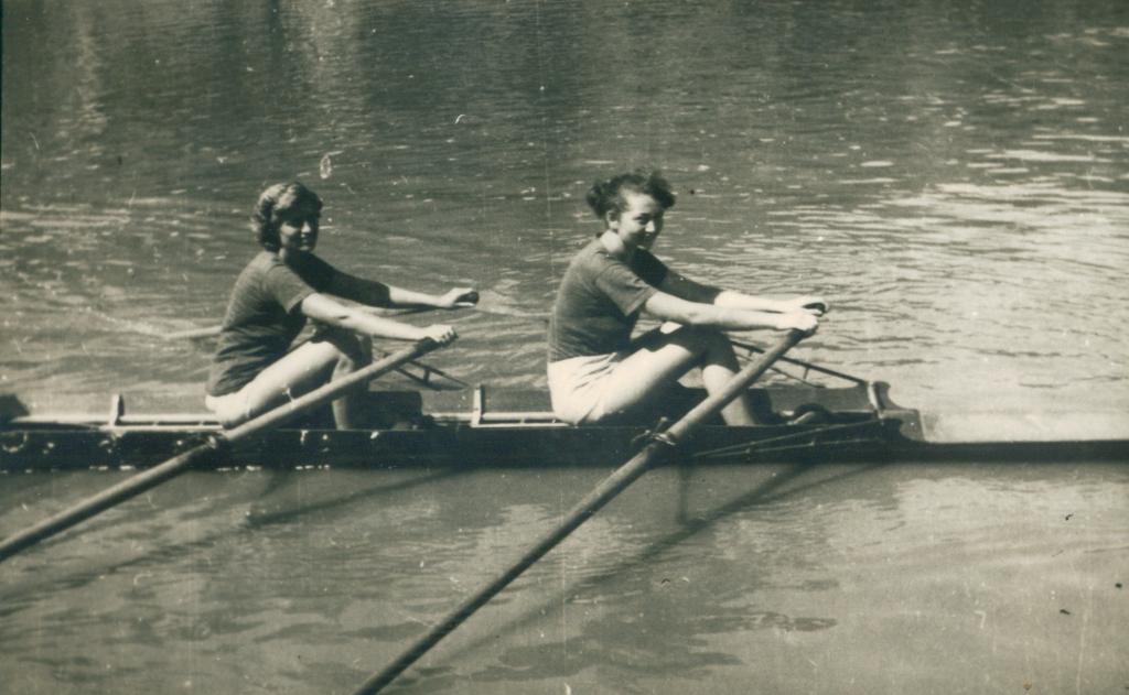 Dubl-skul, Mioković, Nedučin, 1956