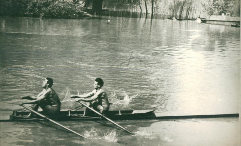 Dubl-skul, Dobrivoj Carević, Milan Groj, 1952.