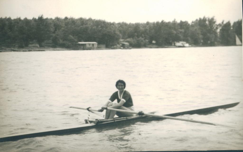 Skif, Vera Stepanov, 1955.