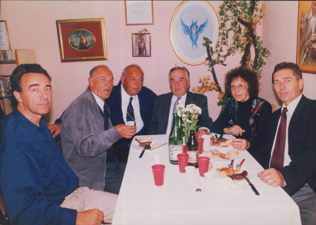 Novica Jovanović, Boranija, Krunoslav Janković, Velimir Gerstner, Vera Stepanov, Darko Majstorović